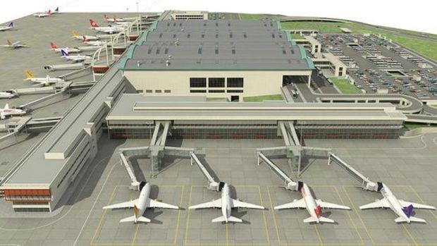 Sabiha Gökçen Havalimanı Yeni Terminal Projesi İhaleye Çıkıyor