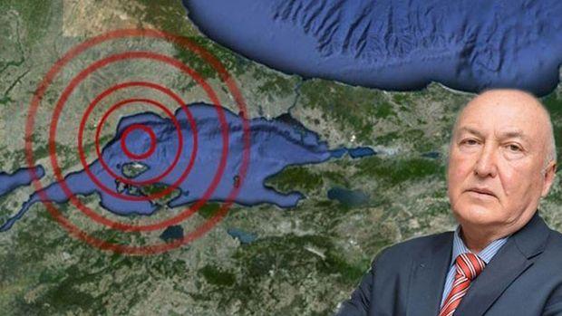 Deprem Profesörü Marmara Depremi İçin Tarih Verdi