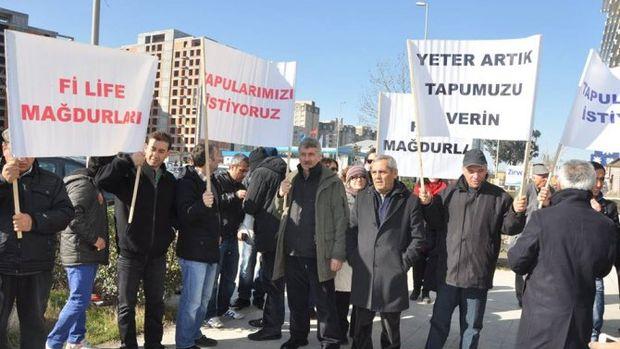 Fi Yapı Mağdurları 26 Mart'ta Protestoya Hazırlanıyor