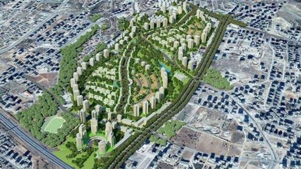 Adana Çukurova Belediye Evleri Kentsel Dönüşüm Projesi Onaylandı