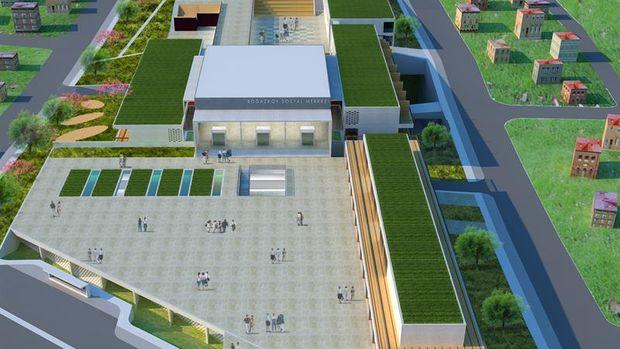 Arnavutköy Boğazköy Kültür ve Spor Merkezi Projesi Başlıyor