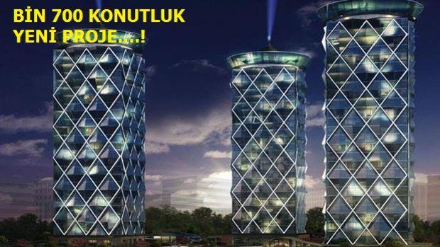 Fikirtepe Velvet Towers  Projesine Kardeş Geliyor