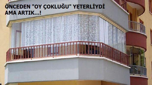 Balkonunu Odaya Katmak İsteyenler Dikkat