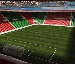 15 Bin Kapasiteli İzmir Karşıyaka Stadı Tekrar Start Aldı