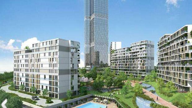 Sur Yapı Exen İstanbul Fiyatları 850 bin TL'den Başlıyor