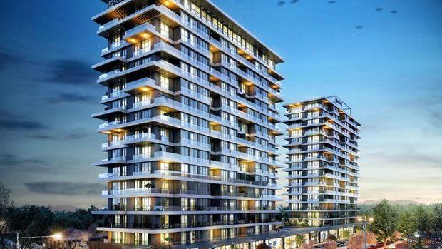 Sur Yapı Tempo City Fiyatları 580 bin TL'den Başlıyor