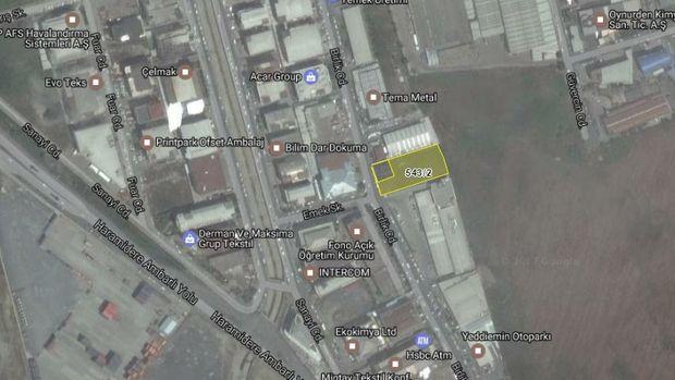 İstanbul Defterdarlığı'ndan Beylikdüzü Yakuplu'da Satılık Arsa