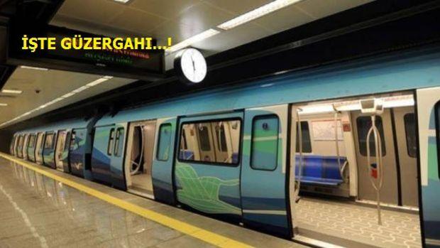 Topbaş'tan Vezneciler'den 3.Havalimanı'na Metro Müjdesi
