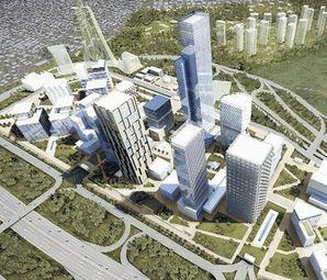 Merkez Bankası Finans Merkezi Binası 20 Nisan'da İhaleye Çıkıyor