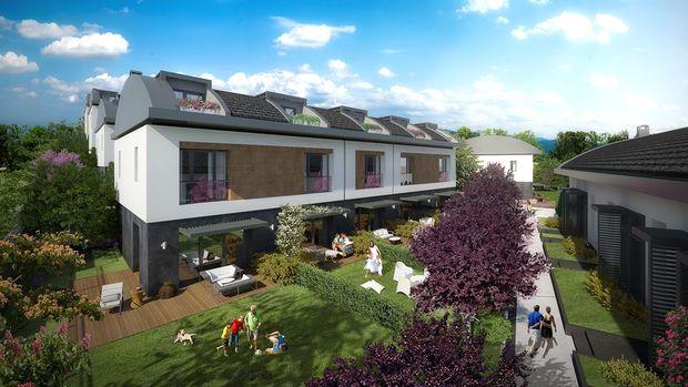 Terrace Hayat Projesinde 72 Ay 0 Faizle Hemen Teslim Ev