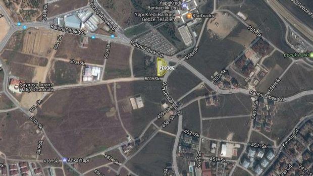 Çayırova Belediyesi'nden Satılık 3 Arsa
