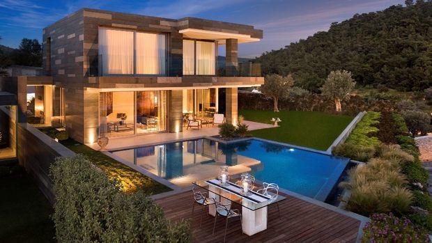 Swissotel Residences  Bodrum Hill Fiyatları 900 bin Euro'dan Başlıyor