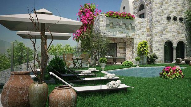 Elegan Panorama Villas Bodrum Fiyatları 465 bin Dolardan Başlıyor