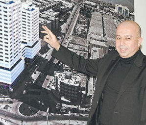 Megapolden İzmir'de 850 Milyon TL'lik  2 Yeni Proje