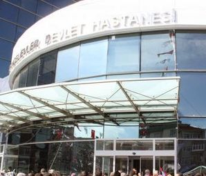 Bahçelievler Devlet Hastanesi Yanına Otopark Geliyor