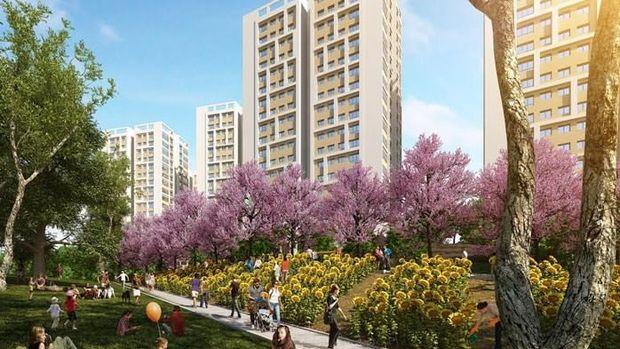 Lokum Evler Tuzla Fiyatları 295 bin TL'den Başlıyor