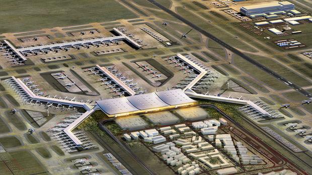 3.Havalimanı'na 60 Bin Konutu Aydınlatacak Güçte Enerji Merkezi