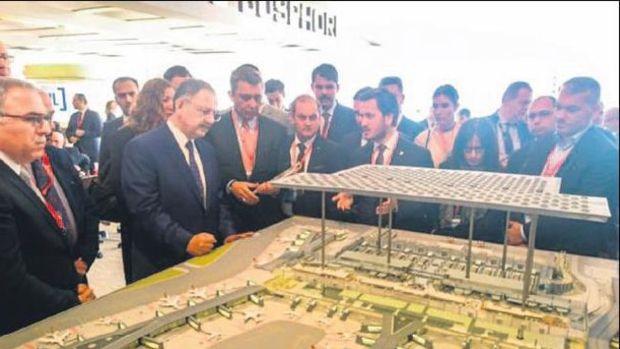 İstanbul Airport Cİty Elini Çabuk Tutana Büyük Kazandıracak
