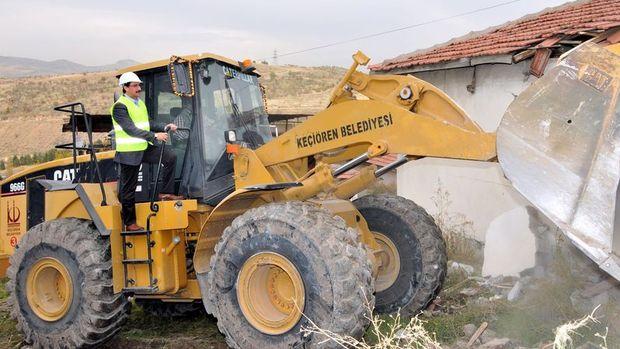Keçiören Yükseltepe Kentsel Dönüşüm Projesinde Tapular Dağıtılmaya Başlandı
