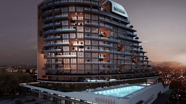 Terrace Su Halkalı Ön Talep Topluyor