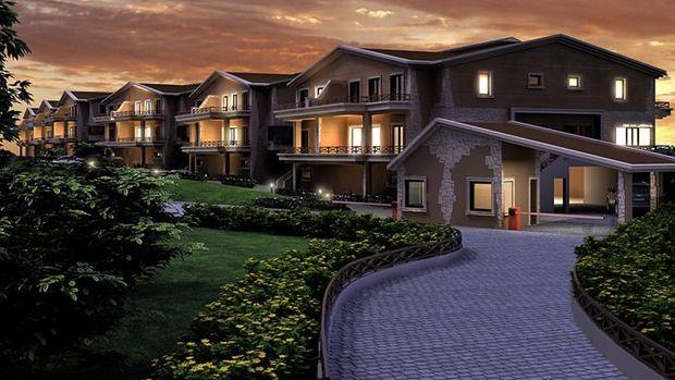 Bademli Patika Evleri Fiyatları 620 bin TL'den Başlıyor
