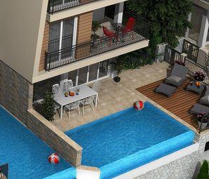 Fabay Adabükü Evleri Fiyatları 119 bin Euro'dan Başlıyor