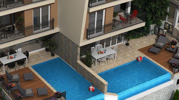 Fabay Adabükü Evleri Fiyatları 146 bin 500 Avrodan Başlıyor