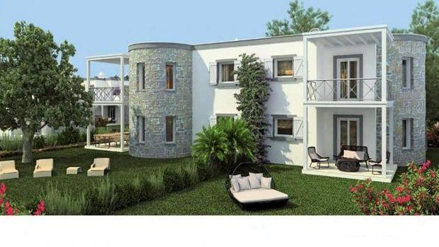 Gümüşlük Nar Evleri Fiyatları 360 bin TL'den Başlıyor