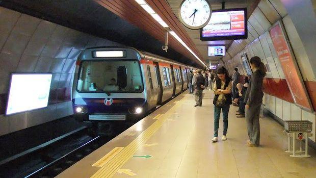 Yenikapı İncirli Sefaköy Metro Hattı Güzergahı