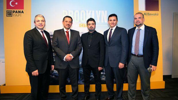 Brooklyn City Projesine Katarlı Ortak