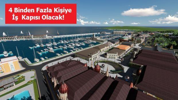 Büyükçekmece Kıyı İstanbul Marina Görücüye Çıktı