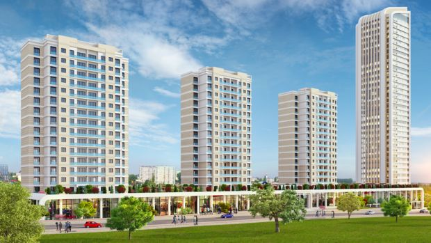 Onur Park Life İstanbul Fiyatları 460 Bin TL'den Başlıyor! Yüzde 5 Peşinatla!