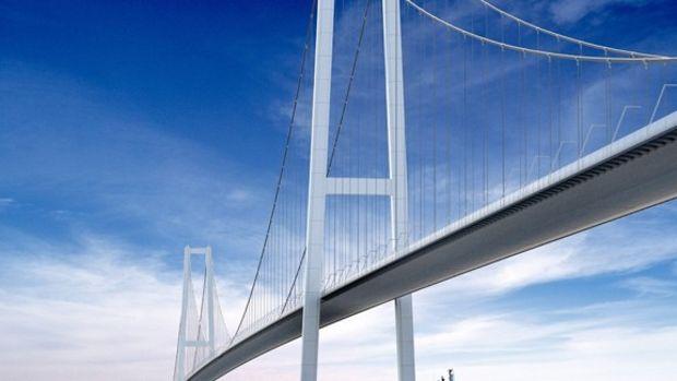Çanakkale Boğaz Köprüsü 4 Bin Kişiye İş Kapısı Olacak