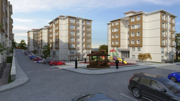 Toki'den İzmir Torbalı Ayrancılar'da Yeni Proje