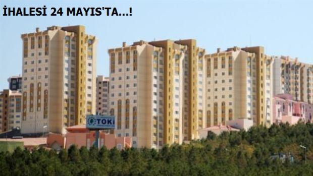 Toki'den Kayaşehir'de 399 Konutluk Yeni Proje