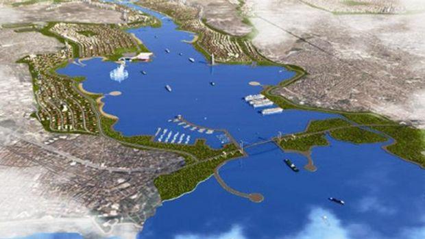 Kanal İstanbul Tren Hattı Geliyor