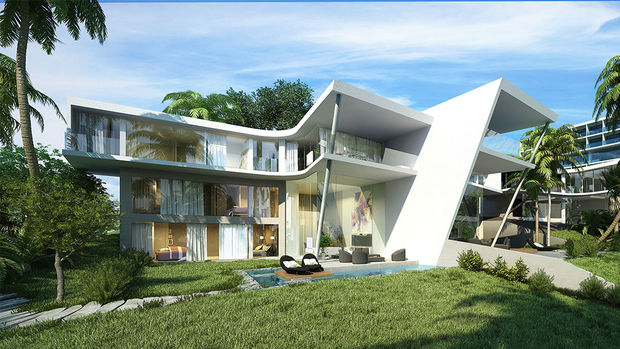 Lux Bodrum Resort Residences Fiyatları 800 bin Dolardan Başlıyor