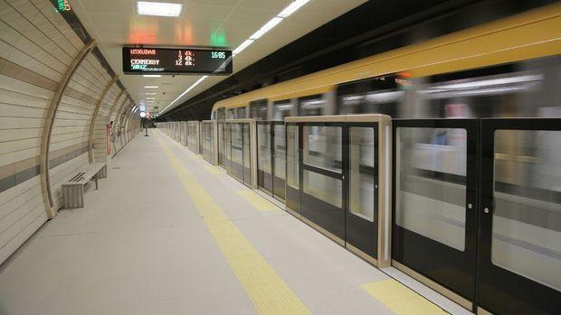 Ümraniye Metrosu Mayıs Sonu Açılıyor