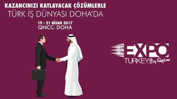 Expo Turkey by Qatar 19 Nisan'da Kapılarını Açıyor
