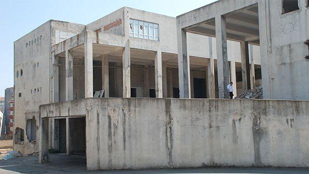 Güngören Mezbahası Nikah Salonu Kültür ve Spor Merkezi Oluyor