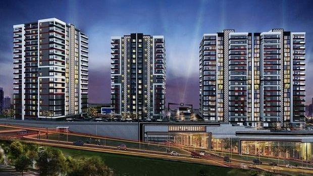 Yıldız Park Ankara Projesinde 350 Bin TL'ye 3+1