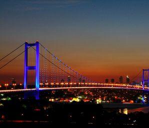 15 Temmuz Şehitler Köprüsü'nde Serbest Geçiş Çalışmaları Başladı