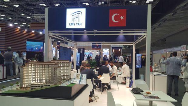 EMS Yapı Katar'dan Memnun Döndü