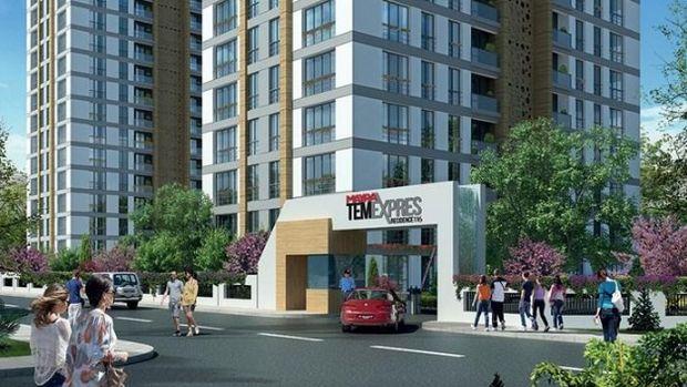 TEM Expres Residence 116 Fiyatları 560 Bin TL'den Başlıyor