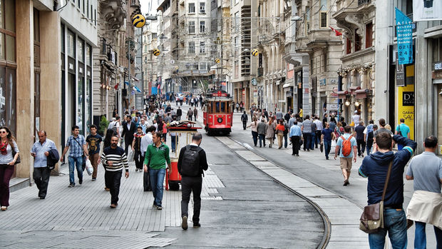 İstiklal Caddesi'ndeki 189 Bina Yıkılıp Yeniden Yapılacak