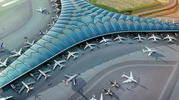 Kuveyt Havalimanı'na Limak İmzası