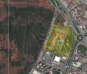 Antalya Kepez'de Satılık 2 Arsa