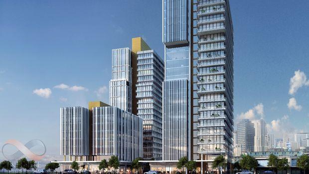 Business İstanbul Fikirtepe Teslimleri Haziran'da Başlıyor