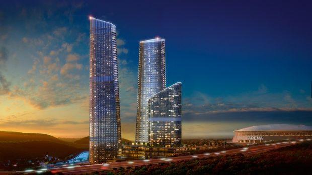 Skyland İstanbul Projesinde Hiç Peşinatsız Ayda 3 Bin 300 TL Taksitle