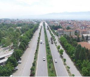 Bolu Yeşil Yol Dünyanın En Uzunu Olacak